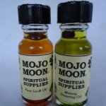 Mojo Moon Money Drawing Anointing Oil Set