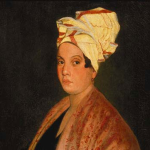 Marie LaVeau Red Candle for Revenge on your Enemies